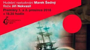 Bouře - Divadlo Antonína Dvořáka
