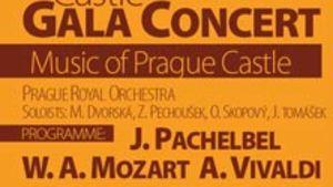 Hradní galakoncert - J.Pachelbel, W.A. Mozart, A.Vivaldi Bazilika sv. Jiří