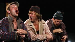 Vše o mužích - tragikomedie o mužích pro ženy v divadle Studio DVA