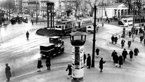 Berlin, symfonie velkoměsta