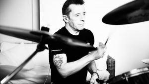 PHIL RUDD & BAND (AUS) ex AC/DC/Support HANTA + STROY v Litvínově