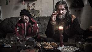 Kde domov můj: Jindřich Štreit představí snímky bezdomovců v pražské Galerii ČS