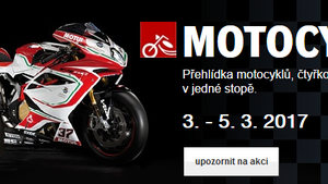 Veletrh Motocykl 2017