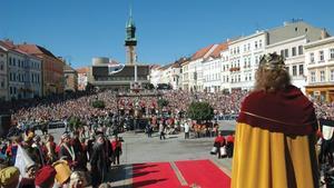 Znojemské historické vinobraní 2017