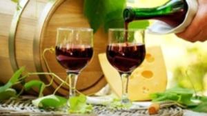 Přehlídka vín a sýrů 2017 - Hrušky