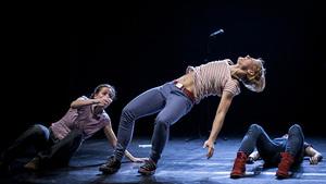 Jiří Havelka - VerTeDance - Clarinet Factory: KOREKCE - Malá  inventura 2015 - PONEC - divadlo pro tanec