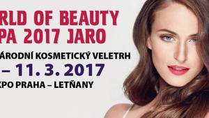 World of Beauty & Spa jaro 2017