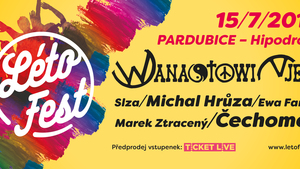 LÉTOFEST Pardubice