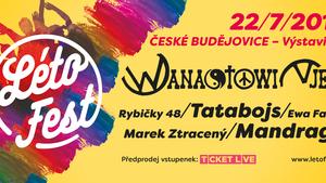 LÉTOFEST České Budějovice