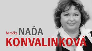 Host ve vile: Naďa Konvalinková