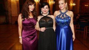 Trio předních českých operních pěvkyň OPERA DIVAS zazpívá ve Vsetíně to nejlepší z operety a muzikálu