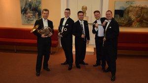 Moravia Quintet - Dechové kvinteto Moravské filharmonie Olomouc
