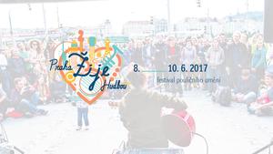 Druhý ročník festivalu Praha Žije Hudbou 2017