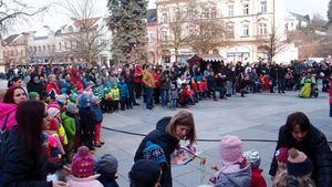Vsetínské Dolní náměstí ožije Valašskými Velikonocemi