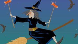 Čarodějnice před Chodovskou tvrzí