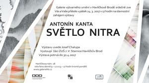 Antonín Kanta Světlo nitra