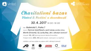 Charitativní bazar Nadání a dovednosti o.p.s.