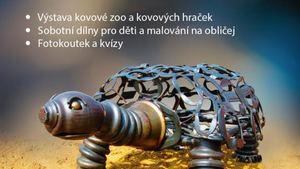 Příběh železa v OC Galerii Ostrava