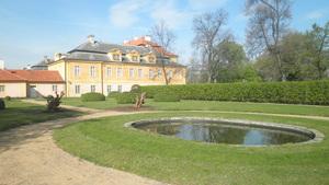 Koncert Quattro Vaganti na zámku Krásný Dvůr
