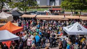 Street Food Festival Holešovice jaro 2017
