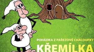 Pohádky pařezové chaloupky Křemílka a Vochomůrky