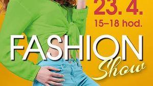Fashion show v OC Fontána Karlovy Vary