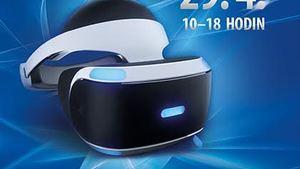 Virtuální realita s PlayStation VR v OC Plzeň