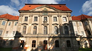 Klášterní architektura aneb Monastýrování (Plasy)