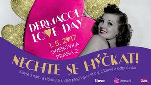 Prima připravuje další událost. DERMACOL LOVE DAY – den plný lásky a krásy