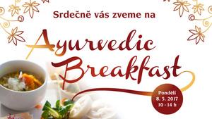 Ayurvedic Breakfast v Černé labuti