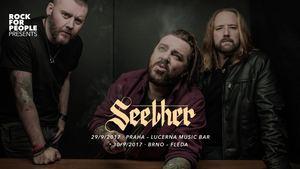 Legenda melodického nu-metalu, jihoafričtí Seether míří s novým albem do Brna