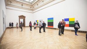 Komentovaná prohlídka výstavy Eberhard Havekost. Logik s Invarem-Torre Hollausem