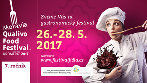Moravia Qualivo Food Festival Kroměříž 2017