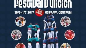 Ostrava uvidí unikátní katalánské lidské pyramidy, obří loutky i ohňové draky