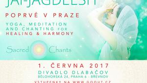 Jai-Jagdeesh - Koncert a workshop v Praze