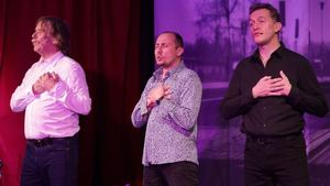 Ostravský Kabaret BO! v čele s JAROMÍREM NOHAVICOU obsadí LUCERNA MUSIC BAR