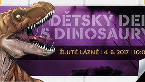 Velký dětský den s dinosaury
