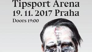 Hudební chameleon Marilyn Manson v listopadu vtrhne do Tipsport Arény