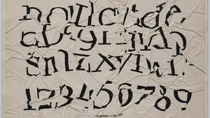 Obraz a slovo v českém výtvarném umění šedesátých let