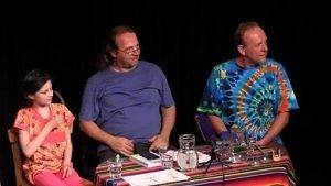 Přicházíme v míru - povídání nejen s autisty nejen o autismu - Divadlo Kampa