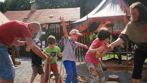 Husitské rodinné víkendy - každý prázdninový víkend.