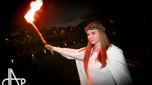Ohně na Jordáně