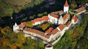 Křivořezání 2017 na hradě Křivoklát