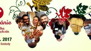 Přehlídka moravských vín – Vínománie 2017