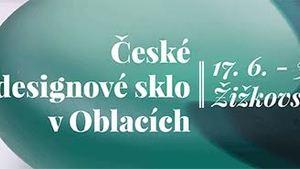 České designové sklo v Oblacích