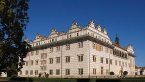 Vídeňské promítání dokumentu o obnově piaristického kostela v Litomyšli