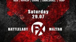 FX SWERVE - Djs: Battle Lady, Maztah