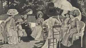 Čaj o páté - Muzeum Kouzlo starých časů