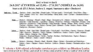 CELOSTÁTNÍ SOKOLSKÝ CYKLISTICKÝ SRAZ - 8. ročník