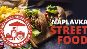 Náplavka Street Food VOL.II
